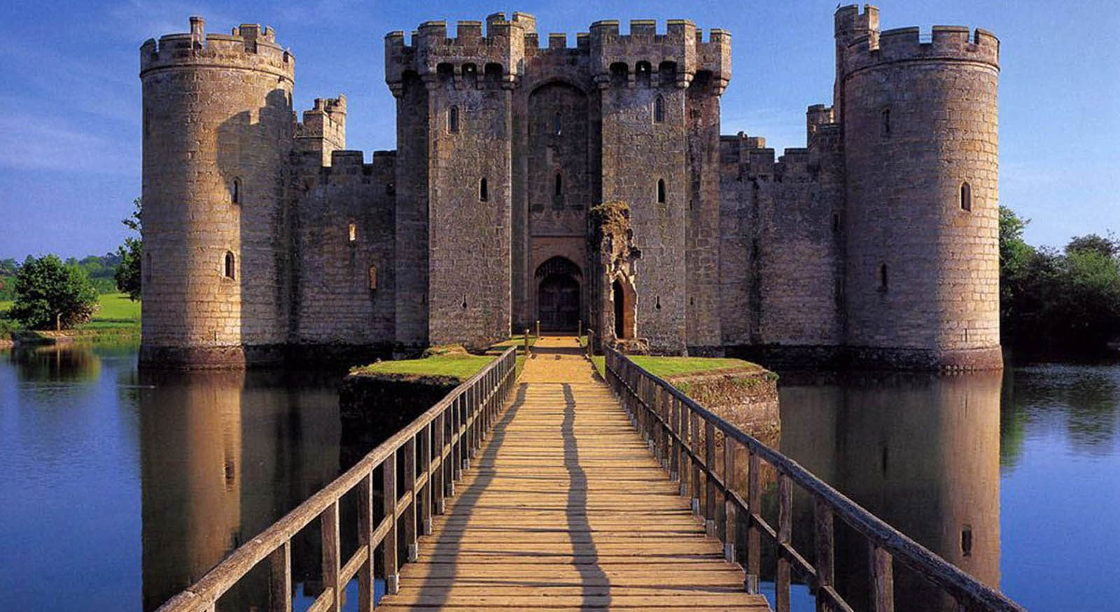 Things To Do Bodiam Castle Hotel East Sussex The
