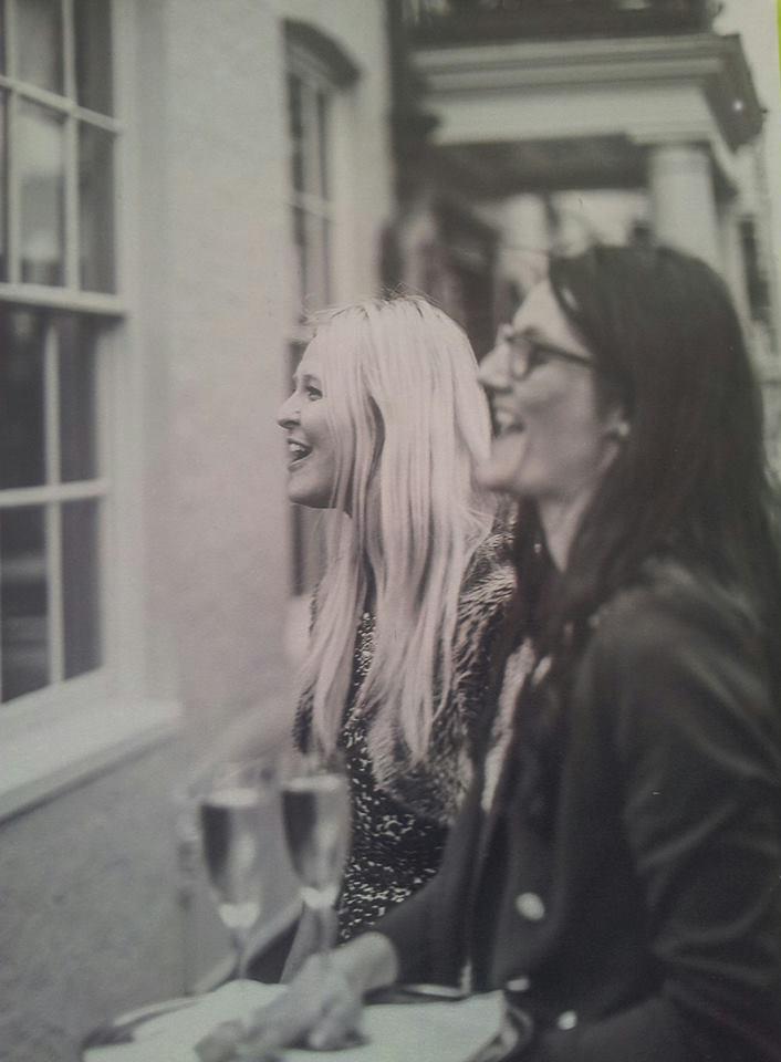 Sarah and Karen