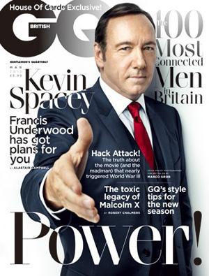 GQ magazine The George in Rye