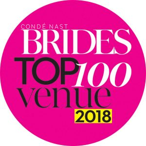 Condé Nast Brides Top 100 The George in Rye